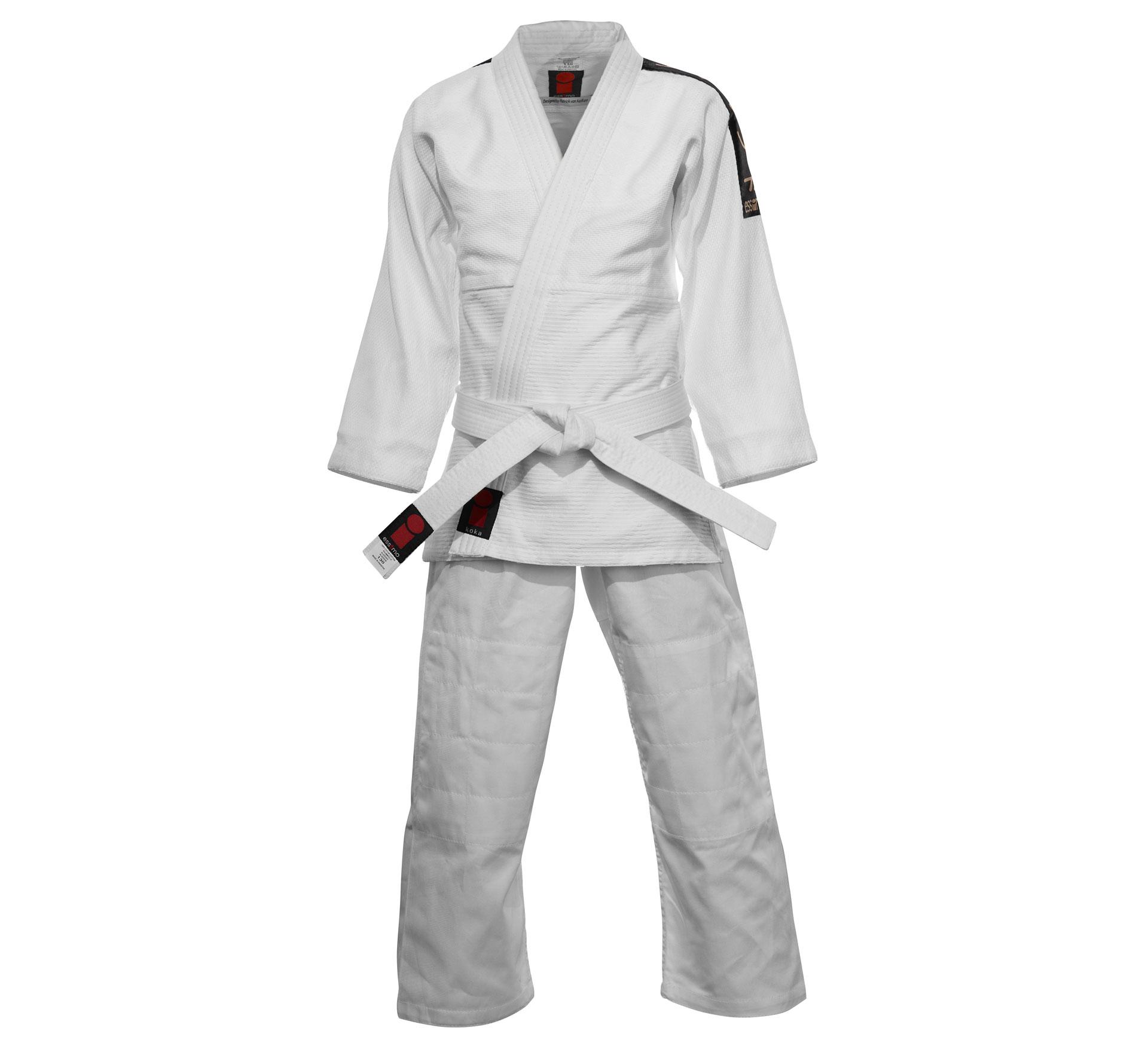 Essimo costume de Judo Koka