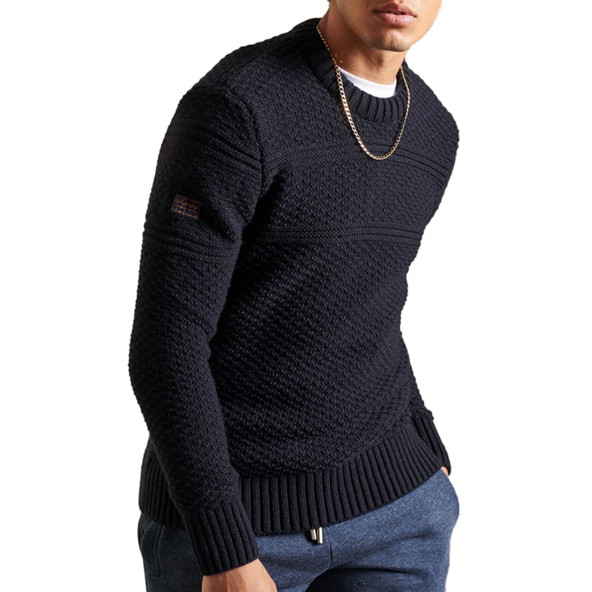 Pullover Superdry Jacob Homme