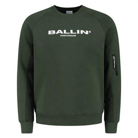 Ballin-Zip-Logo-Crewneck-Sweater-Heren-2109171457