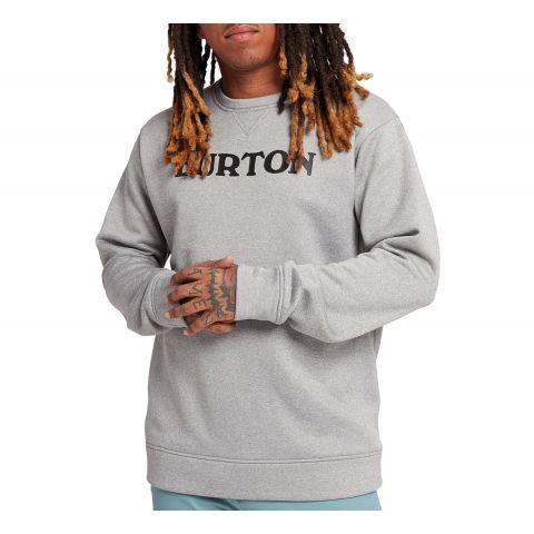 Burton-Oak-Crew-Sweater-Heren