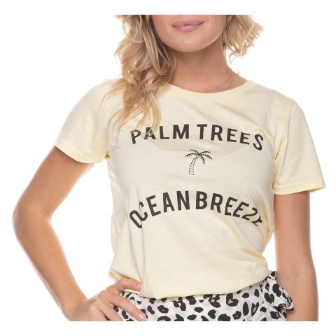 Colourful-Rebel-Palm-Trees-Classic-Shirt-Dames
