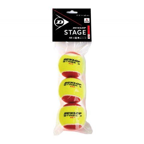Dunlop-Stage-3-Tennisbal-3-bag-