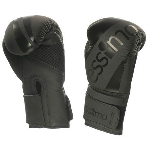 Essimo-Mat-Black-Kick-Boks-Handschoenen