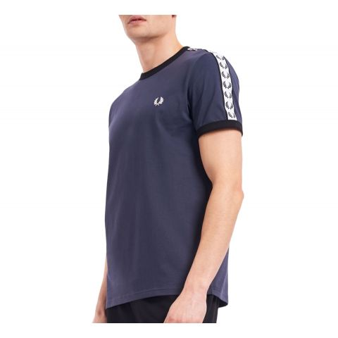 Fred-Perry-Taped-Ringer-Shirt-Heren