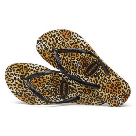 Havaianas-Slim-Leopard-Teenslipper-Junior