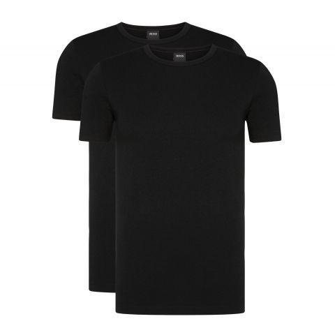 Hugo-Boss-R-Neck-T-shirt-Heren-2-pack-