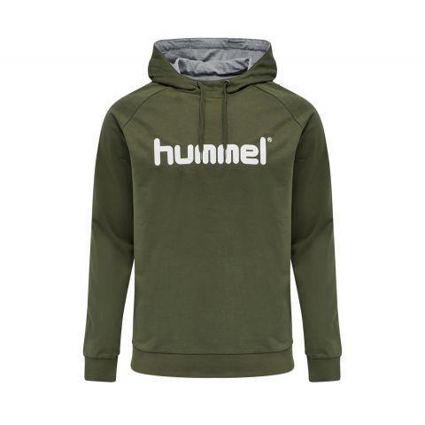 Hummel-Go-Cotton-Logo-Hoodie-Heren