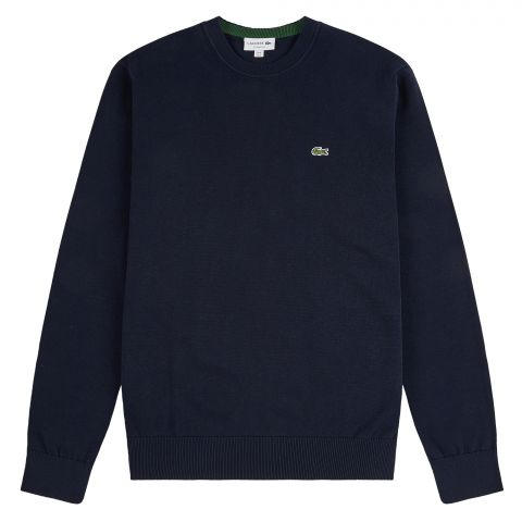 Lacoste-Cotton-Crew-Neck-Sweater-Heren-2109061047