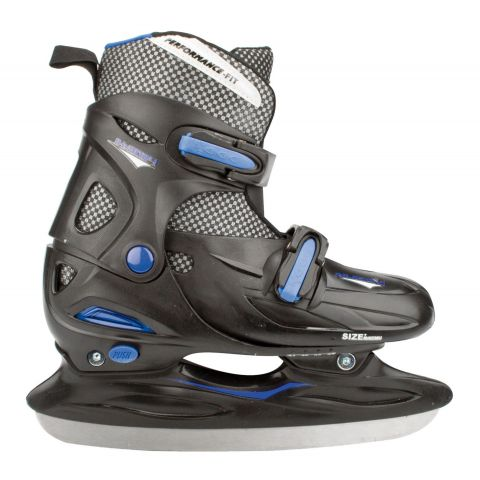 Nijdam-IJshockeyschaats-Jr-verstelbaar-