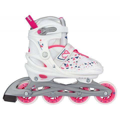 Nijdam-White-Wedge-Skate-Junior