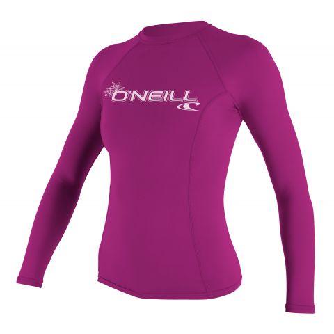 O-Neill-Basic-Skins-L-S-Rashguard-Dames