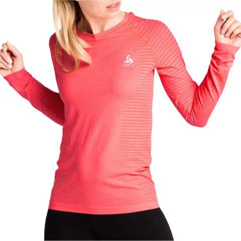 Odlo-Essential-Seamless-Crew-Longsleeve-Shirt-Dames-2110011346