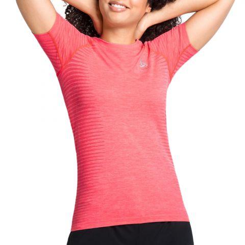 Odlo-Essential-Seamless-Crew-Shirt-Dames-2110011346