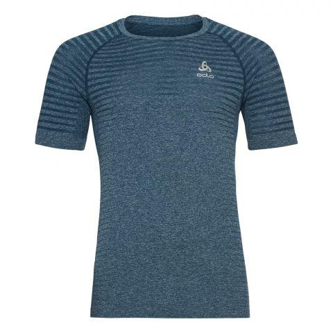 Odlo-Essential-Seamless-Crew-Shirt-Heren-2110011346