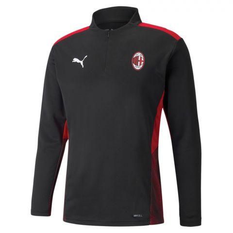 Puma-AC-Milan-1-4-Zip-Top-Trainingssweater-Heren-2108241818