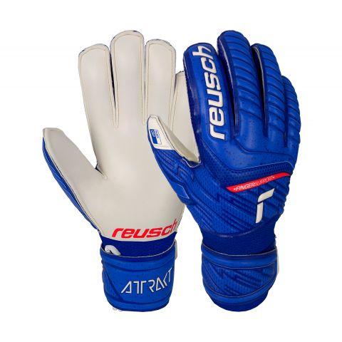 Reusch-Attrakt-Grip-Finger-Support-Keepershandschoenen-Junior