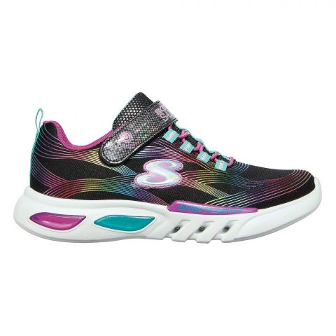 Skechers-S-Lights--Glow-Brites-Sneakers-Meisjes-2108241722