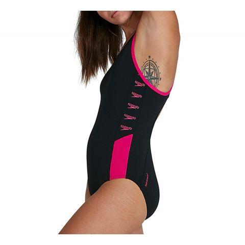 Speedo-Endurance-Boom-Logo-Splice-Muscleback-Badpak-Dames