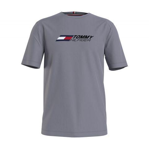 Tommy-Sport-Logo-T-shirt-Heren