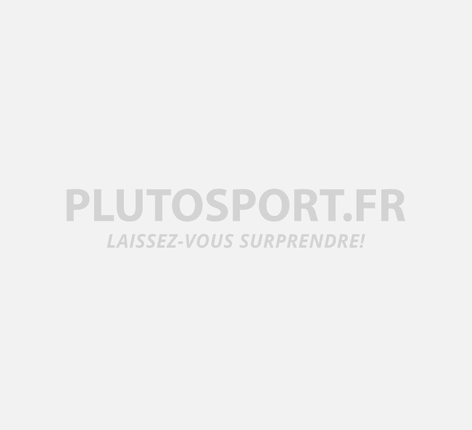 Waterresistant Striped Zip Golf Veste Lacoste Sport Hommes