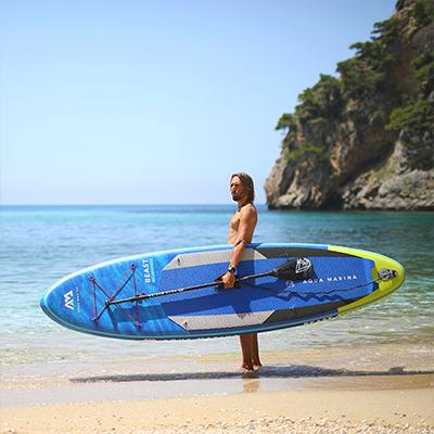 Comment choisir le bon paddle? Nous vous donnons les meilleurs conseils!