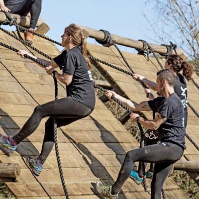 Comment se préparer pour une course d'obstacles?