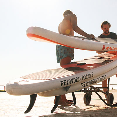 Que prendre en compte avant l'achat d'un paddle?