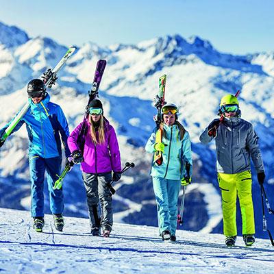 Comment skier stylé au ski